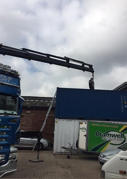 capital containers haulage 5